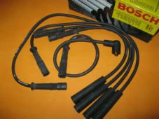 LANCIA Y10 1.0 Fire IE (1989-92) NEW IGNITION LEADS SET - BOSCH B853